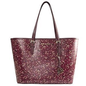 Michael Kors Mulberry Lg Carryall Tote